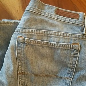 Ralph Lauren Kelly jeans.